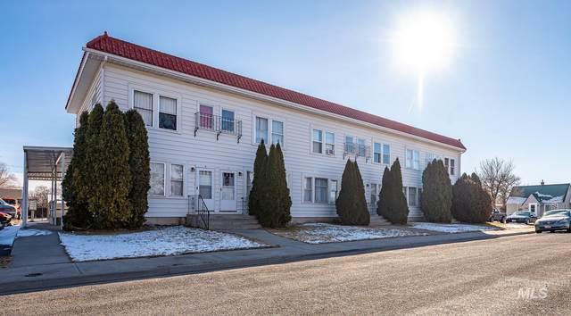 518 Ash St, Twin Falls, ID 83301 (MLS #98793836) :: Minegar Gamble Premier Real Estate Services