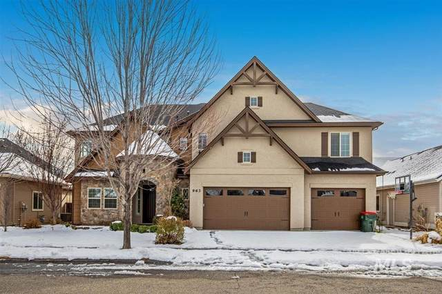 963 W Arnaz, Meridian, ID 83646 (MLS #98793884) :: Michael Ryan Real Estate