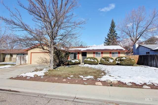 3224 Brampton Way, Boise, ID 83706 (MLS #98793932) :: Minegar Gamble Premier Real Estate Services