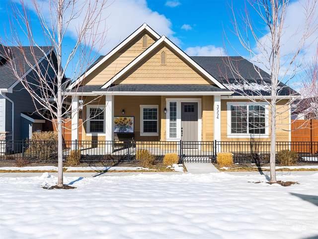 3554 N Lilyturf, Meridian, ID 83646 (MLS #98794066) :: Build Idaho