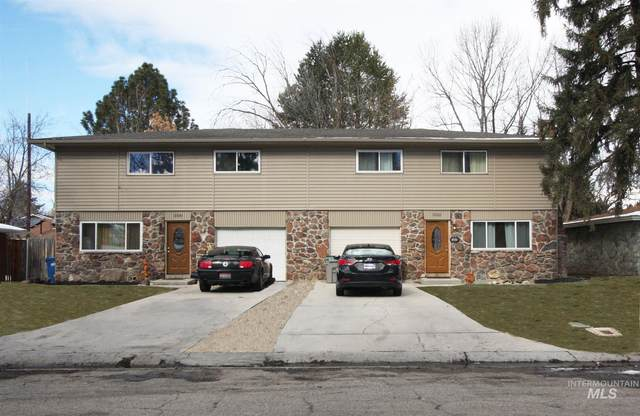 3550 W Magnolia Street, Boise, ID 83703 (MLS #98794102) :: Boise River Realty