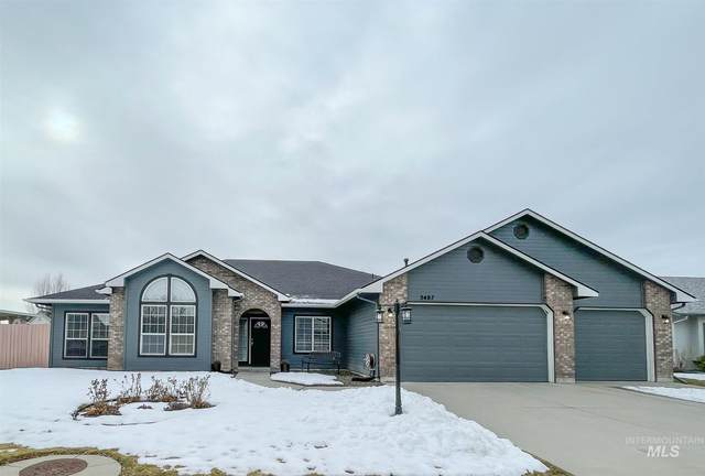 3487 W Stanwich Drive, Meridian, ID 83646 (MLS #98794110) :: City of Trees Real Estate