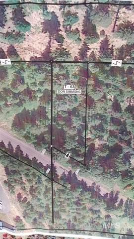TBD Elk City, Elk City, ID 83525 (MLS #98794116) :: Minegar Gamble Premier Real Estate Services
