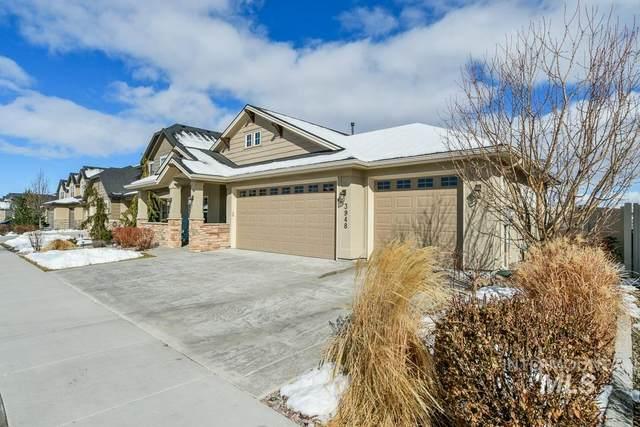 3948 S Shimmering Way, Meridian, ID 83642 (MLS #98794122) :: Minegar Gamble Premier Real Estate Services