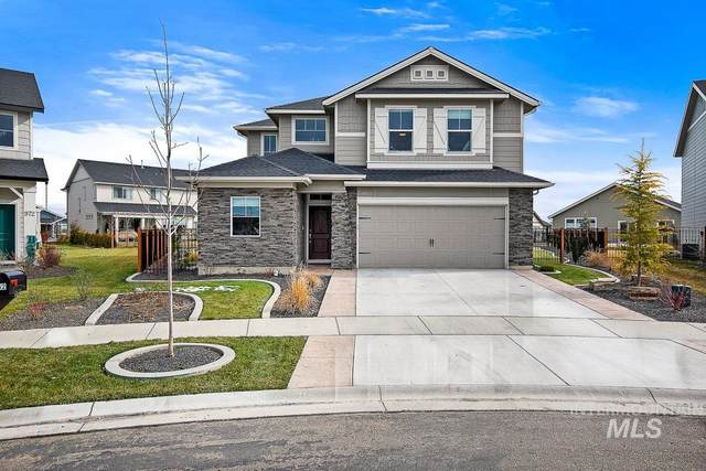 952 N Synergy Ln, Eagle, ID 83616 (MLS #98794124) :: Jon Gosche Real Estate, LLC