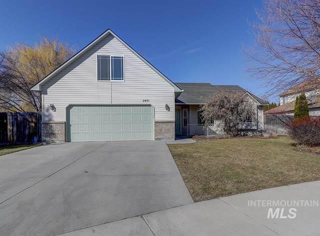 2471 N Marburg Ave, Meridian, ID 83646 (MLS #98794128) :: Own Boise Real Estate