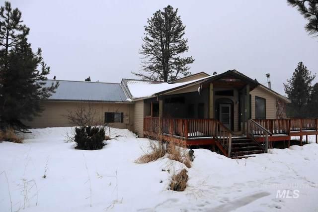 1231 Forest Road, Winchester, ID 83555 (MLS #98794130) :: Jon Gosche Real Estate, LLC
