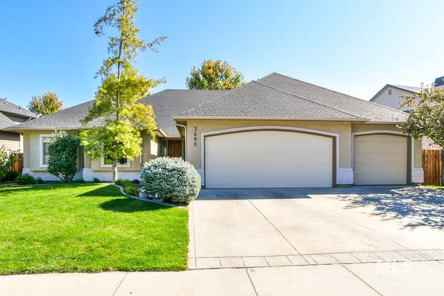 3690 N Pankratz, Meridian, ID 83646 (MLS #98794152) :: Hessing Group Real Estate