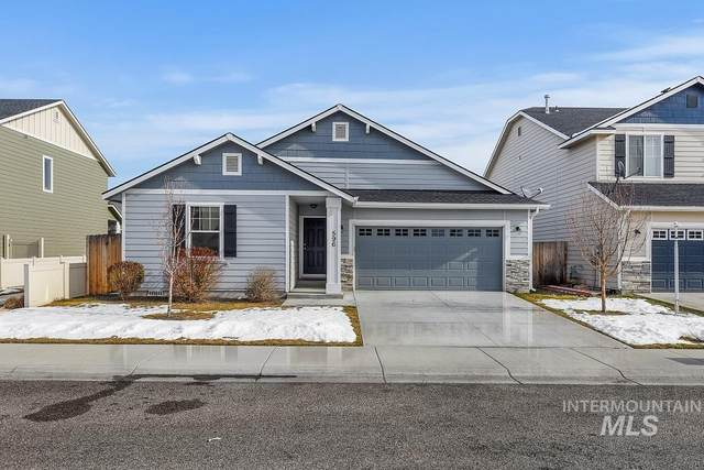 596 N. Keagan Way, Meridian, ID 83642 (MLS #98794174) :: Jon Gosche Real Estate, LLC