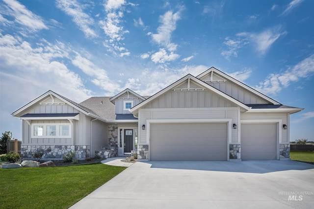 1677 W Capstone Drive, Nampa, ID 83686 (MLS #98794224) :: Jon Gosche Real Estate, LLC