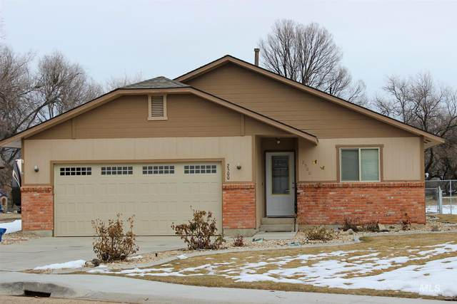 2500 Hillcrest Way, Nampa, ID 83686 (MLS #98794243) :: Story Real Estate