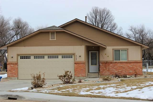 2500 Hillcrest Way, Nampa, ID 83686 (MLS #98794243) :: Jon Gosche Real Estate, LLC