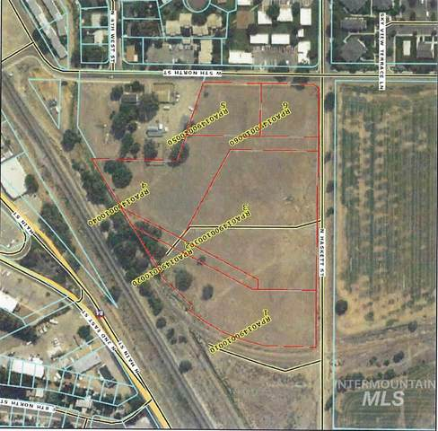 Lot 5, Blk 1 Merrick Industrial Park, Mountain Home, ID 83647 (MLS #98794260) :: First Service Group