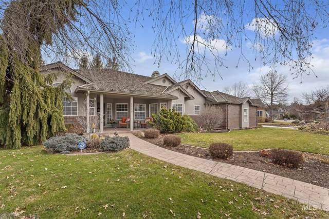 8840 W Duck Lake Dr., Garden City, ID 83714 (MLS #98794271) :: Minegar Gamble Premier Real Estate Services
