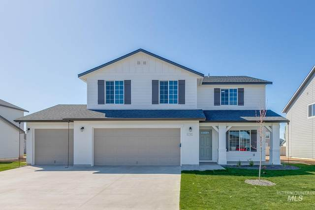 8247 E Conant St, Nampa, ID 83687 (MLS #98794280) :: Bafundi Real Estate