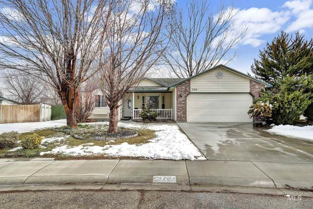 526 S Lost Basin Crt., Nampa, ID 83686 (MLS #98794310) :: Epic Realty