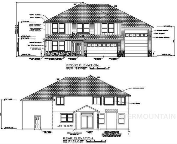 9266 Crystal Quartz Dr, Nampa, ID 83686 (MLS #98794311) :: Jon Gosche Real Estate, LLC