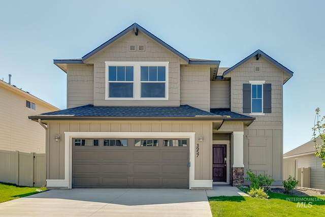 1461 N Thistle Dr, Kuna, ID 83634 (MLS #98794321) :: Bafundi Real Estate