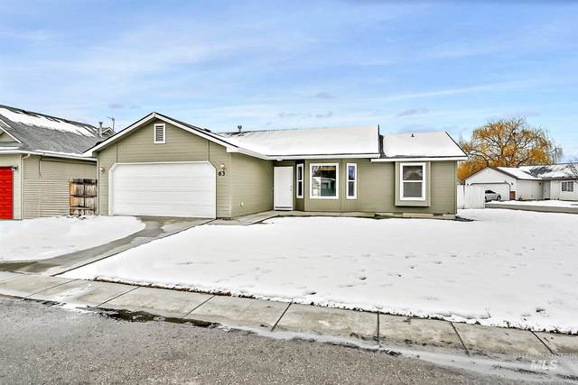 63 S Chase St, Nampa, ID 83687 (MLS #98794355) :: City of Trees Real Estate