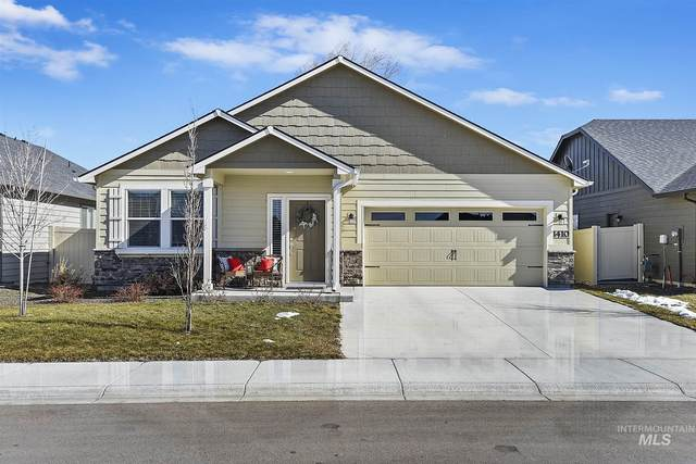1410 N Warm River Ave, Kuna, ID 83634 (MLS #98794373) :: Bafundi Real Estate