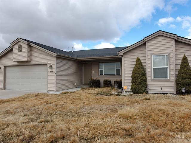 232 Trailwood Ave, Twin Falls, ID 83301 (MLS #98794382) :: Story Real Estate