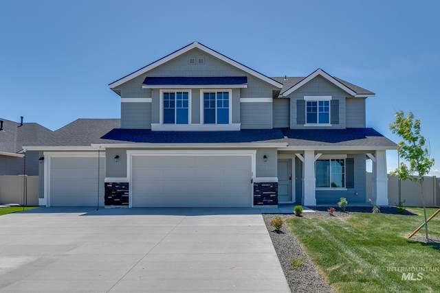 970 W Smallwood Ct, Kuna, ID 83634 (MLS #98794384) :: Bafundi Real Estate