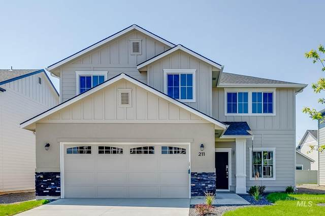 1471 N Thistle Dr, Kuna, ID 83634 (MLS #98794408) :: Epic Realty