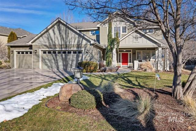 1074 N Caledonia Place, Eagle, ID 83616 (MLS #98794419) :: Jon Gosche Real Estate, LLC