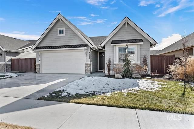 4115 W Silver River St, Meridian, ID 83646 (MLS #98794427) :: Minegar Gamble Premier Real Estate Services