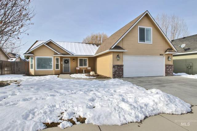 1621 N Buckler Way, Kuna, ID 83634 (MLS #98794436) :: Haith Real Estate Team