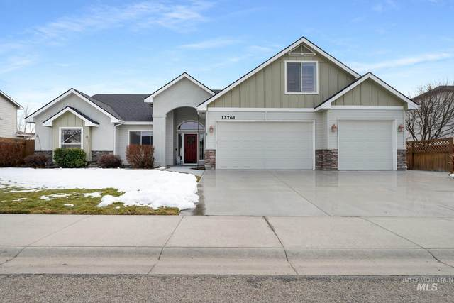 12761 W Murchison St, Boise, ID 83709 (MLS #98794438) :: Epic Realty