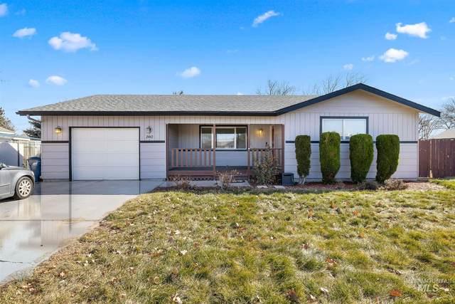2442 S Quicksilver St., Boise, ID 83705 (MLS #98794449) :: Bafundi Real Estate