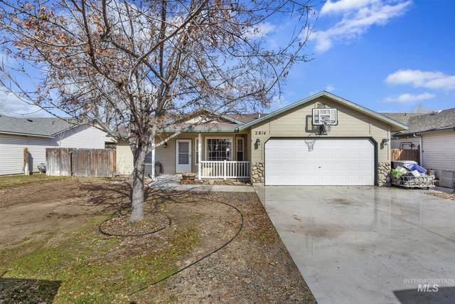 2814 Swan Ave, Nampa, ID 83686 (MLS #98794462) :: Jon Gosche Real Estate, LLC