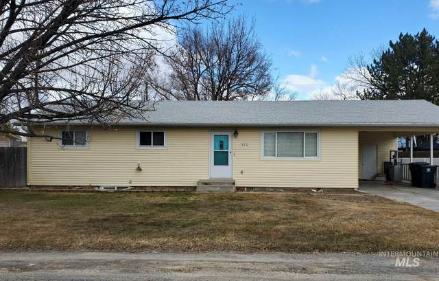 824 W 6th, Filer, ID 83328 (MLS #98794471) :: Team One Group Real Estate