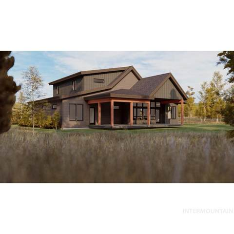 Lot 46 Mountain Cove, Mccall, ID 83638 (MLS #98794481) :: The Bean Team