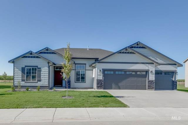 865 W Smallwood Ct, Kuna, ID 83634 (MLS #98794493) :: Epic Realty