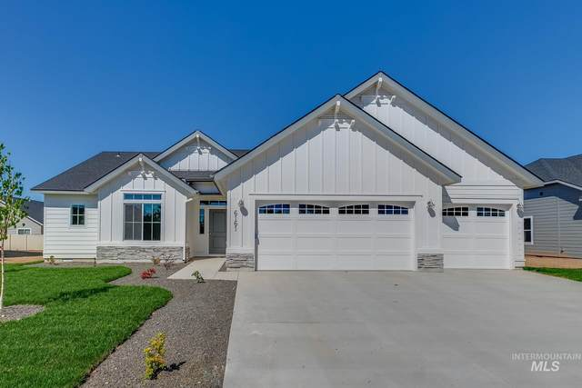 884 W Buttonbush Ct, Kuna, ID 83634 (MLS #98794499) :: Haith Real Estate Team