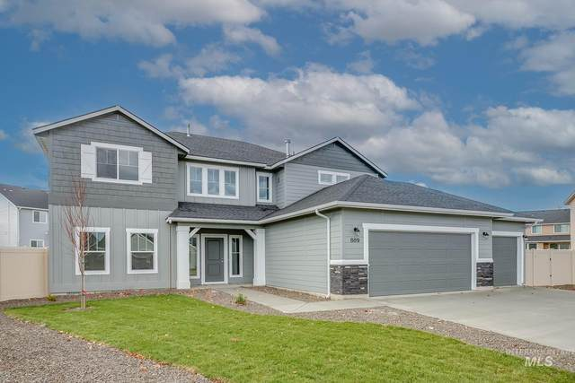 890 W Smallwood Ct, Kuna, ID 83634 (MLS #98794503) :: Build Idaho