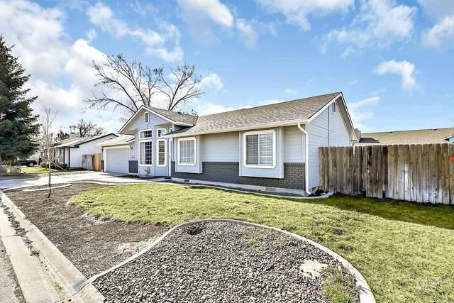 2301 N Yonkers Ln, Boise, ID 83704 (MLS #98794519) :: Epic Realty