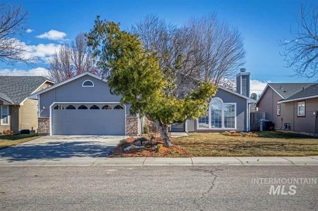 4402 S Danridge Ave, Boise, ID 83716 (MLS #98794523) :: Minegar Gamble Premier Real Estate Services