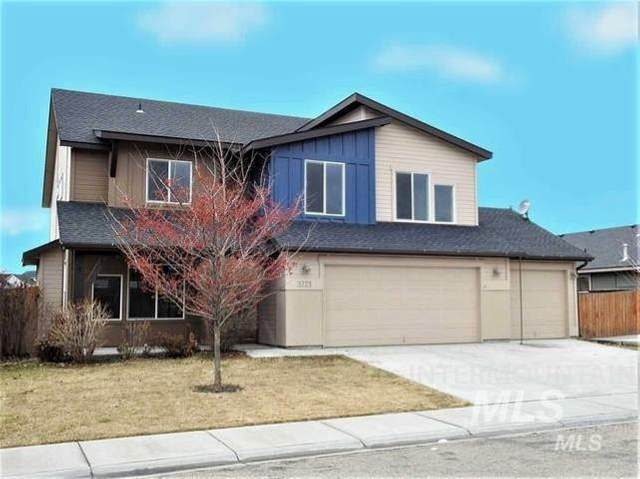 3721 S Barletta Way, Meridian, ID 83642 (MLS #98794561) :: Build Idaho