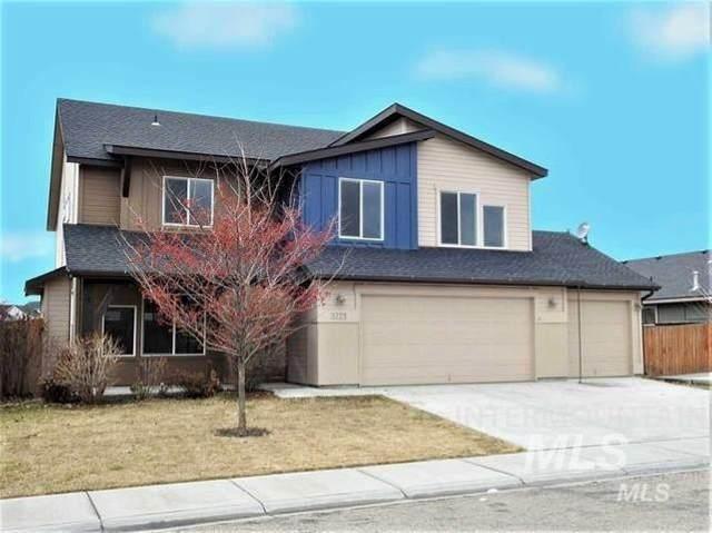 3721 S Barletta Way, Meridian, ID 83642 (MLS #98794561) :: City of Trees Real Estate