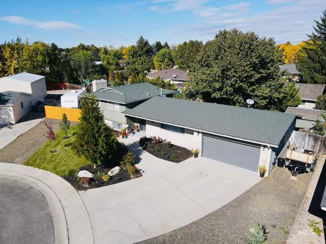 9014 Woodside Ct., Boise, ID 83704 (MLS #98794563) :: Minegar Gamble Premier Real Estate Services