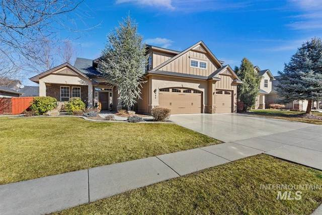 992 E Switchback Drive, Meridian, ID 83646 (MLS #98794566) :: Minegar Gamble Premier Real Estate Services