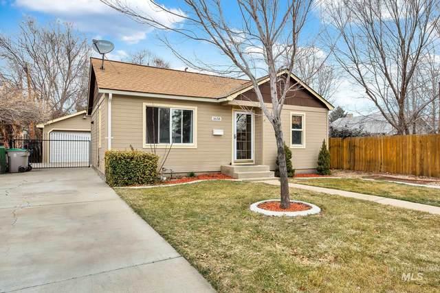 1658 W Reinhart Dr, Boise, ID 83706 (MLS #98794595) :: Beasley Realty