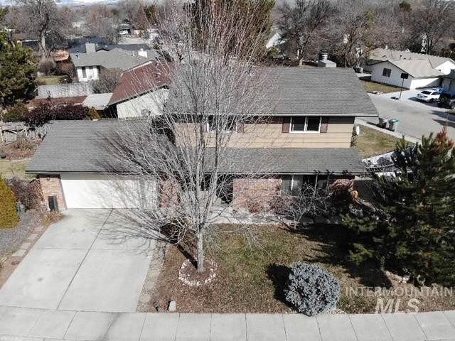 670 S. Berwick Dr., Boise, ID 83706 (MLS #98794613) :: Minegar Gamble Premier Real Estate Services