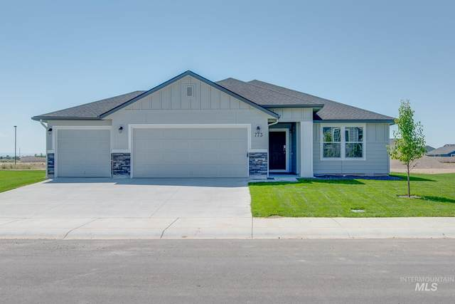 11204 W Mureau River St, Nampa, ID 83651 (MLS #98794625) :: The Bean Team