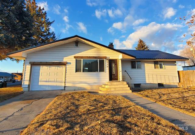 326 W Clark St, Paul, ID 83347 (MLS #98794635) :: Juniper Realty Group