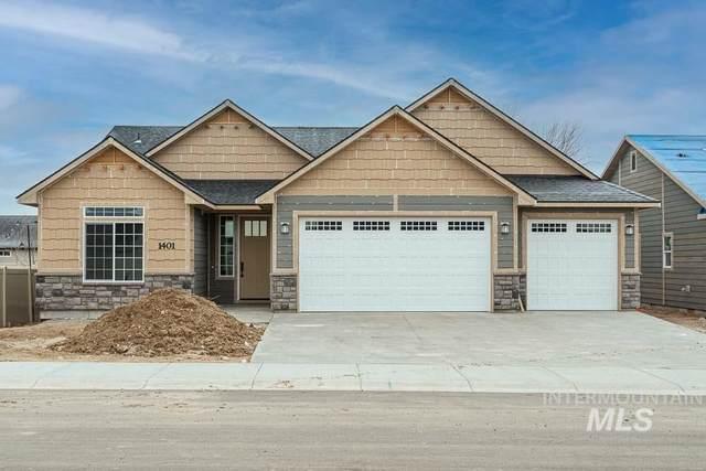 1401 W Tumble Creek Dr, Meridian, ID 83646 (MLS #98794649) :: Hessing Group Real Estate