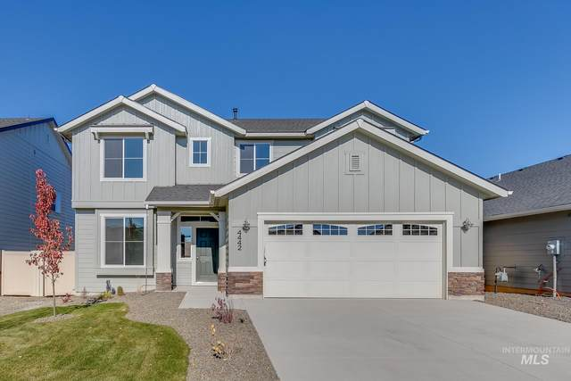 6151 N Colosseum Ave, Meridian, ID 83646 (MLS #98794654) :: Jon Gosche Real Estate, LLC